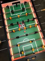 led valley tornado foosball tables video amusement arcade game