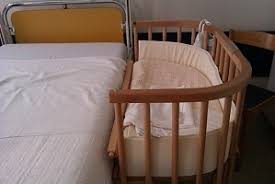 Side Bed Crib Side Car Cribs Bedside Cots And Co Sleepers