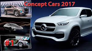 concept car 2017 1 toyota subaru mercedes benz faraday