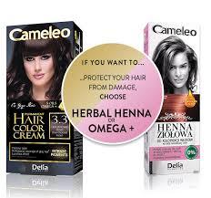 henna vs farba u2013 cameleo u2013 on your hair