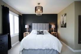 Red Bedroom Accent Wall - accent wall for small bedroom dark espresso queen size platform