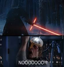 Star Wars 7 Memes - star wars vii now with medieval lightsaber seriously wtf is