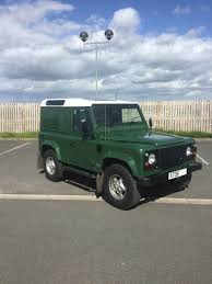 2000 land rover defender 90 td5 green used land rover cars buy and sell in the