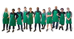 new starbucks dress code welcomes personal expression starbucks