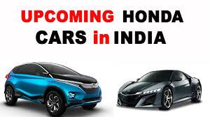 honda vehicles upcoming honda cars in india 2015 to 2016 youtube