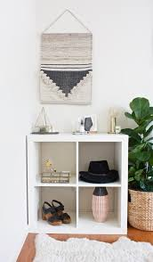 3 ways to style ikea u0027s kallax shelf from gold blog h o m e
