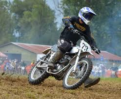 motocross bikes for sale uk yo eddy ahrma vintage motocross national