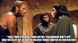 Planet Of The Apes Meme - ten things you may not know about the original planet of the apes