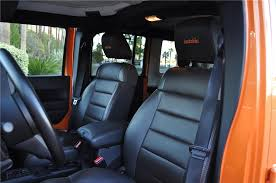 4 Door Jeep Interior 2011 Jeep Wrangler Custom 4 Door Hardtop125815