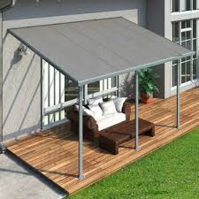Transparent Patio Roof Patio Covers U0026 Awnings You U0027ll Love