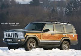 jeep grand wagoneer concept 2018 jeep grand wagoneer concept a classic cars today online