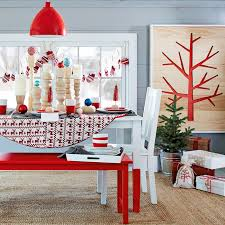 Christmas Decoration For A Stage by Christmas Decor For Dining Rooms