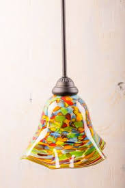 Glass Blown Pendant Lights Blown Glass Pendant Lighting For Kitchen Island For The Home