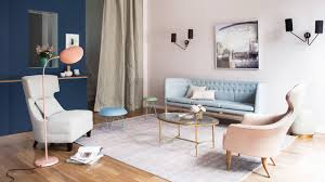 home interior accents 10 modern rooms with pastel accents design milk