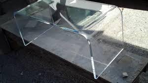 coffee table captivating plexiglass coffee table design ideas