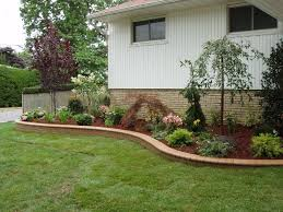 landscape ideas for front of house