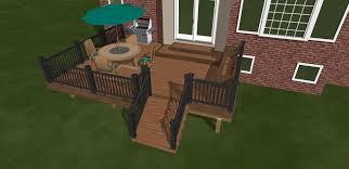 adorable patio ideas deck design for backyard patio ideas deck