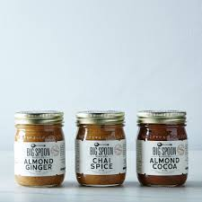 nut butter gift pack 3 pack on food52