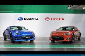 car subaru brz ausmotive com subaru brz toyota 86 named wheels coty