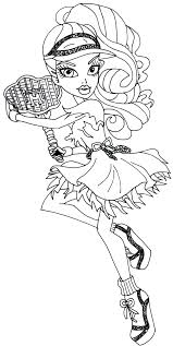monster high coloring pages frights camera action monster high honey sw coloring pages best of jovie co