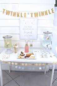 babyshower theme rustic twinkle gender reveal baby shower twinkle