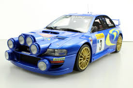 wrc subaru 2015 top marques collectibles subaru s4 wrc mc rally 1998 pre order