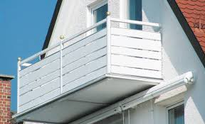 balkon paneele balkongeländer selbst de
