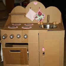 pretend kitchen furniture best 25 cardboard play ideas on cardboard box
