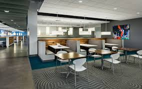Interior Design Insurance by Jackson National Life Insurance Company Home Office Expansion