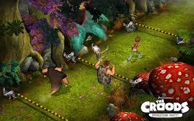 amazon croods prehistoric party nintendo wii d3
