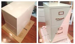 Chalk Paint On Metal Filing Cabinet Fancy File Cabinet S Home