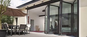 Collapsible Patio Doors Exterior Operable Glass Walls Corflex