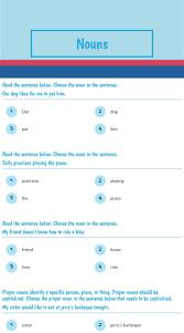 Proper Noun Worksheets For First Grade 53 Best Spanish Worksheets On Wizer Me Images On Pinterest