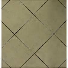 Lowes Kitchen Floor Tile by Shop Classic 12 In X 12 In Glacier Bay Glazed Porcelain Floor Tile