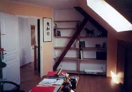 bureau sous pente nos réalisations bureau sous toitcousin bois