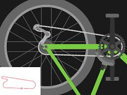 how to change a chain on a mountain bike 15 steps with pictures
