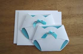 Invitation Cards Handmade - creative handmade handcraft baby boy invitation card cards