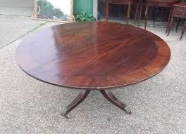 antique furniture warehouse large round regency table georgian