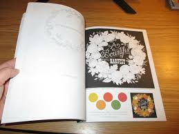 the color book missys product reviews chalk style simple life coloring book