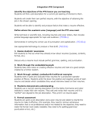 Sample Brand Ambassador Resume by Best Cover Letters For Resume Vitae Standard Sample With