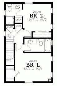 2 bedroom house plans indian style for square feet two design
