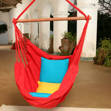 Chair Swing Brazilian Cotton Solid Colors Hammock Chair Hayneedle
