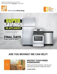 when is home depot spring black friday start home depot canada exclusive early access to spring black friday
