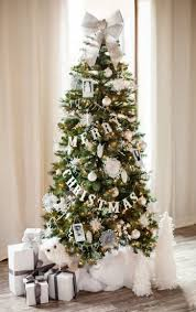 uniquestmas trees with ribbon ideas on