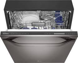 Stainless Steel Lg Dishwasher Lsdf9969bd Lg Studio 24