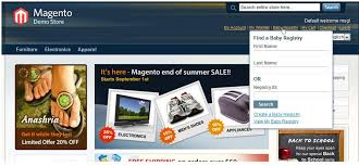 baby registries search magento gift registry magento gift list extension mageworx