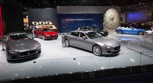 maserati car 2015 maserati at the los angeles auto show with new model year 2016 line up