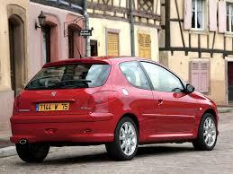 peugeot 206 van peugeot 206 3 doors specs 2002 2003 2004 2005 2006 2007