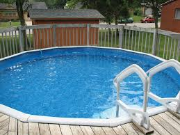 Backyard Above Ground Pool Ideas Above Ground Pool Decks For Sale U2014 Home Landscapings Above