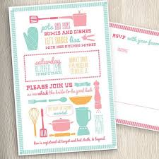 kitchen themed bridal shower ideas cooking themed bridal shower invitations kawaiitheo